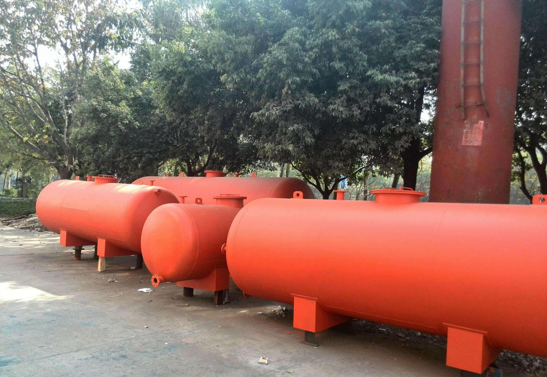 10T碳钢卧式油罐