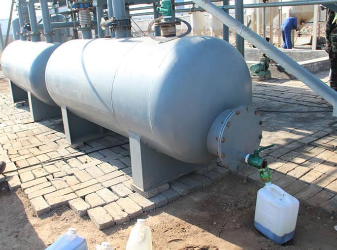 10T碳钢油罐